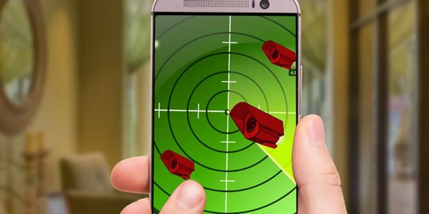 How to Find Hidden Cameras Using Mobile Phones?